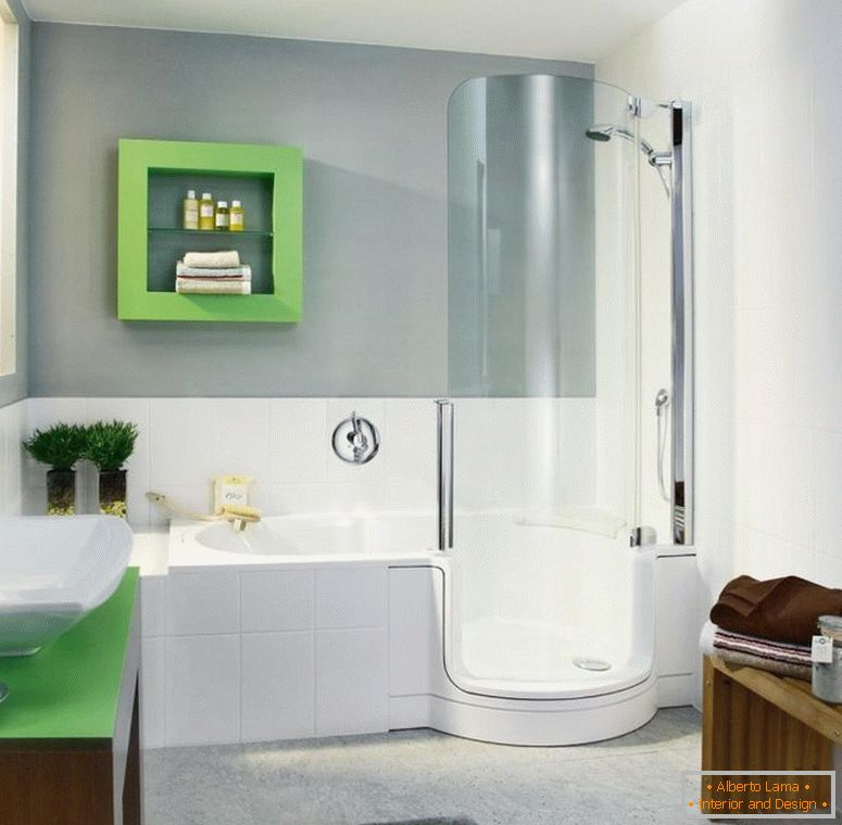 refreshing-баня-интериорен дизайн-of-elegant-bathroom-with-shower-bathtub-combo-in-futuristic-shape-wonderful-shower-tub-combo-inspiration-for-nifty-bathroom-in-contemporary-house-design